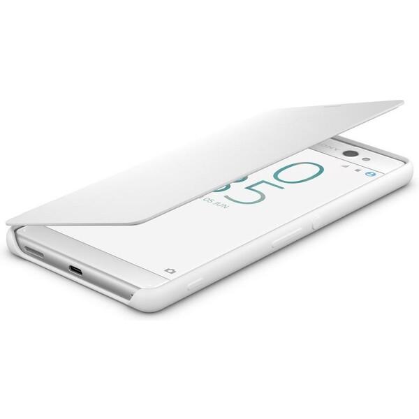 Sony SCR54 Style Cover flipové kryt Xperia XA bílé