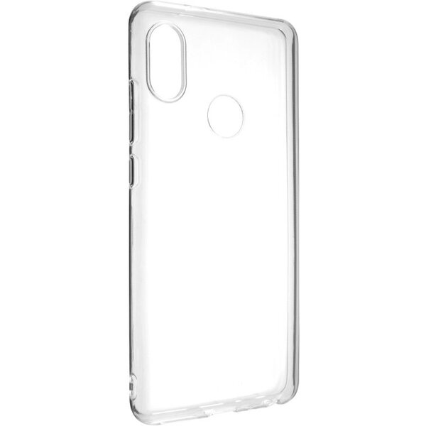 FIXED TPU kryt Xiaomi Redmi Note 5 čirý