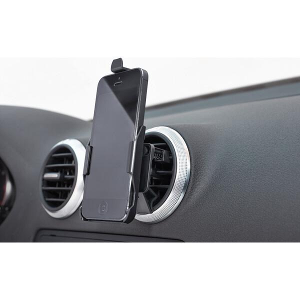 FIXER úchyt do ventilace, pro držáky FIXHVM Černá