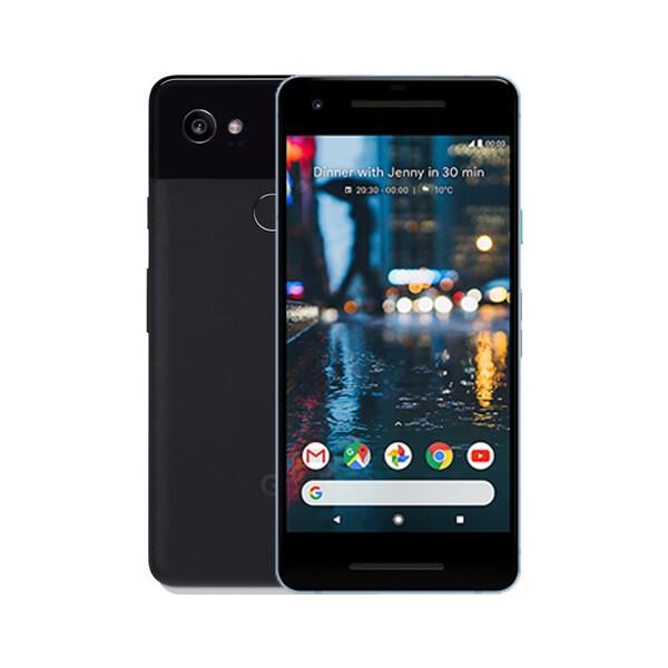 Google Pixel 2 64GB Černá