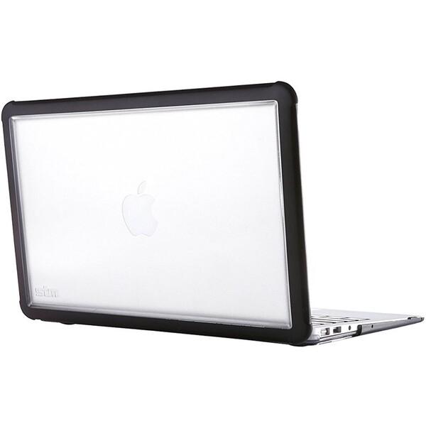 "STM Dux Rugged obal Apple MacBook Air 13"" černý"
