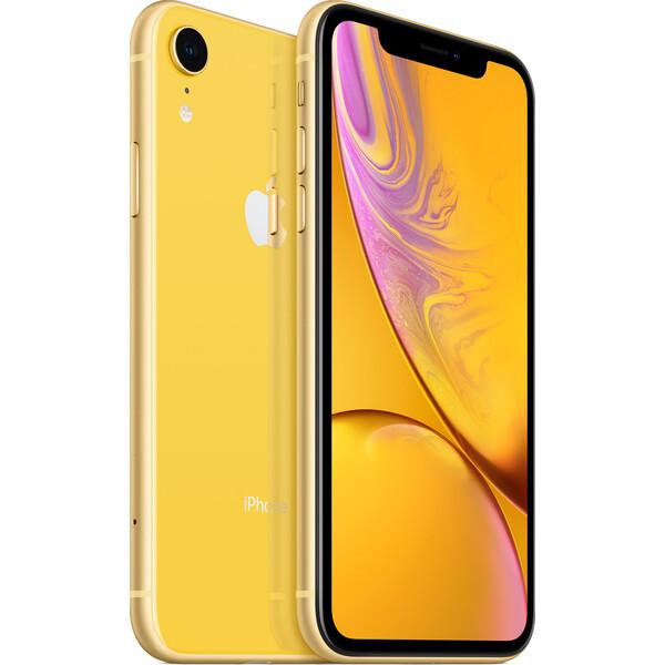 Apple iPhone XR 128 GB Žlutá