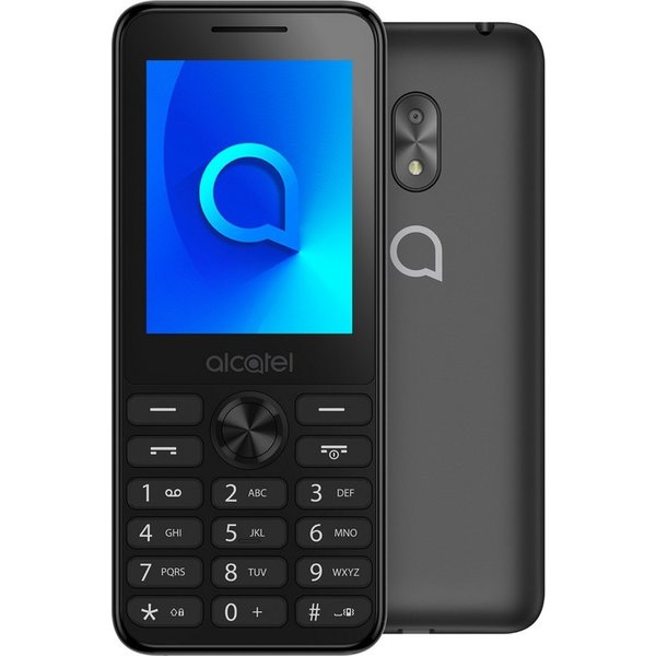 Alcatel 2003D šedý