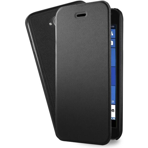 Azuri booklet ultra thin pouzdro Microsoft Lumia 650 černý