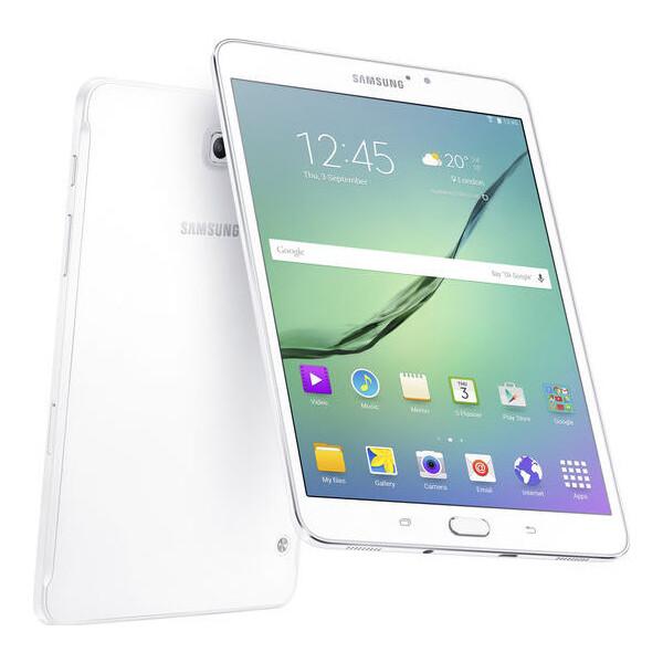 Samsung Galaxy Tab SM-T819NZWEXEZ Bílá