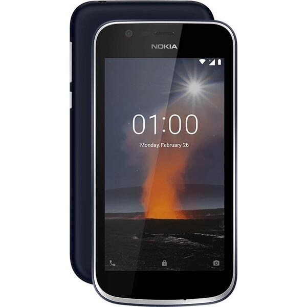 Nokia 1 Dual SIM Námořně modrá