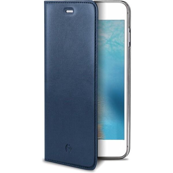 CELLY Air Pelle flip pouzdro Apple iPhone 7/8 modré