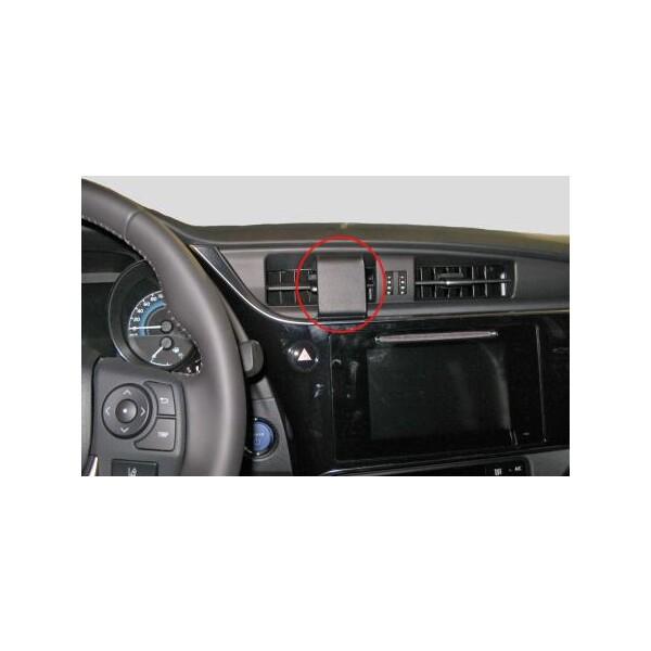 Brodit ProClip montážní konzole pro Toyota Auris 2016 a novější, na střed PBR-855164 Černá