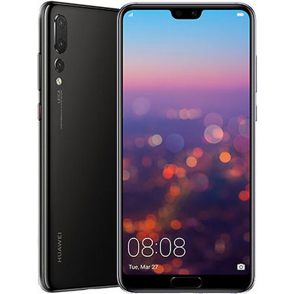 Huawei P20 Pro 6GB/128GB Dual SIM Černá