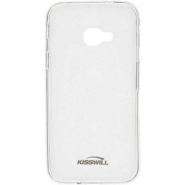Kisswill TPU pouzdro Asus Zenfone 5 Lite ZC600KL čiré
