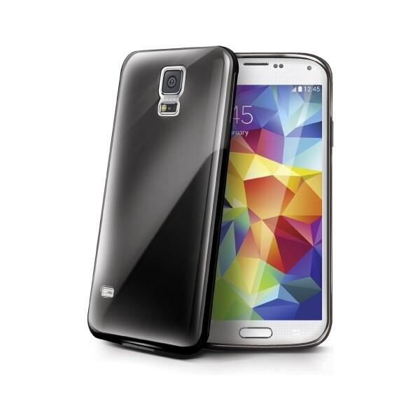 CELLY Gelskin pouzdro Samsung Galaxy S5 černé