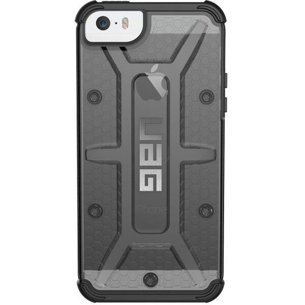 UAG odolné pouzdro Apple iPhone SE/5S šedé