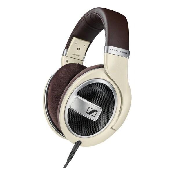 Sennheiser HD 599 sluchátka béžová