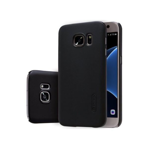 Pouzdro Nillkin Super Frosted Samsung G930 Galaxy S7 Černá