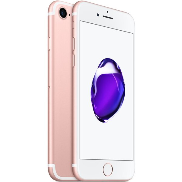Apple iPhone 7, 128GB Růžově zlatá