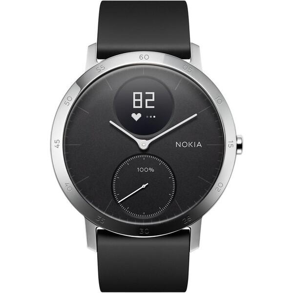Nokia Steel HR 40mm Černá