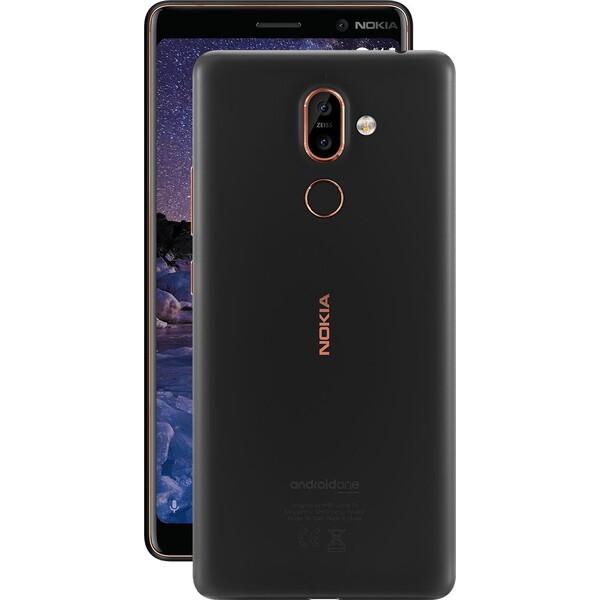 Nokia 7 Plus Dual SIM Černá