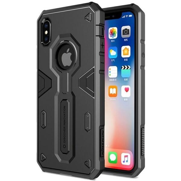 Pouzdro Nillkin Defender II iPhone X Černá