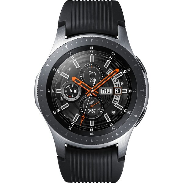 Samsung Galaxy Watch 46mm Stříbrná
