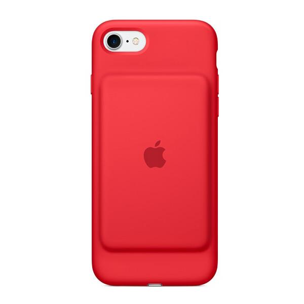 Apple iPhone 7/8 Smart Battery Case zadní kryt s baterií (PRODUCT)RED červený