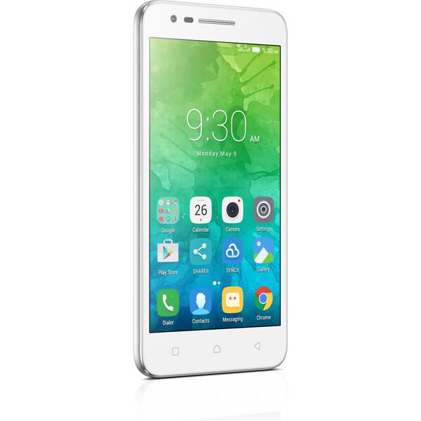 Lenovo C2 Power Dual SIM LTE bílý