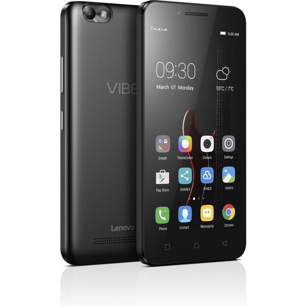 Lenovo Vibe C Dual SIM LTE černý