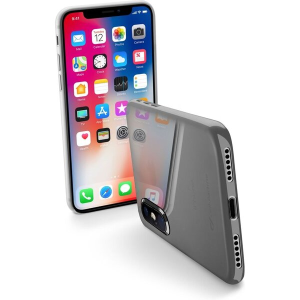CellularLine ZERO ultratenký kryt Apple iPhone X/XS čirý