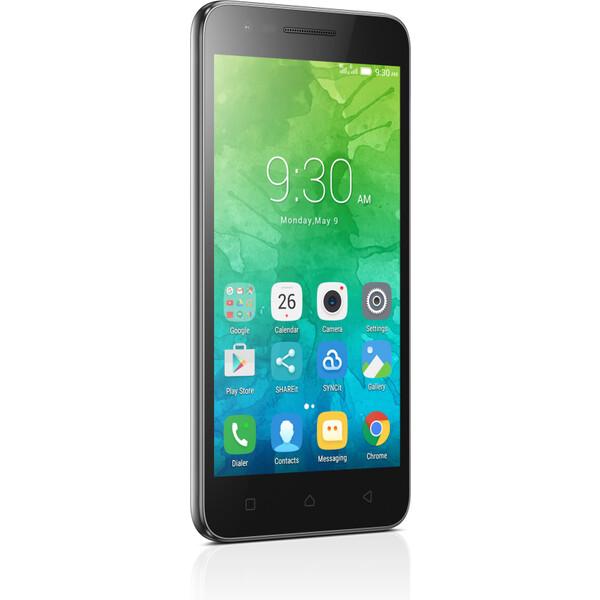 Lenovo C2 Power Dual SIM LTE černý