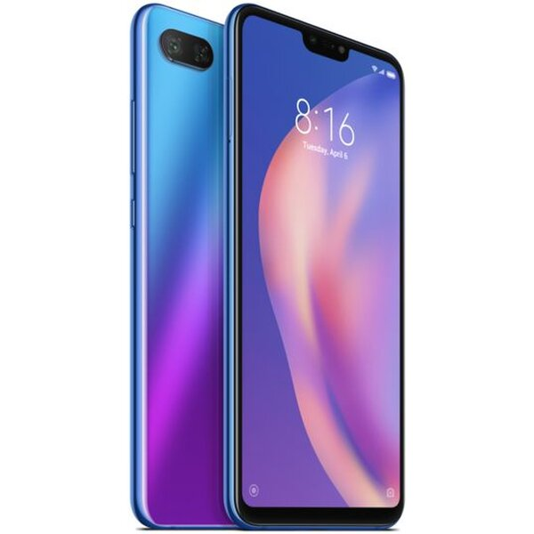 Xiaomi Mi 8 Lite 4GB/64GB Modrá