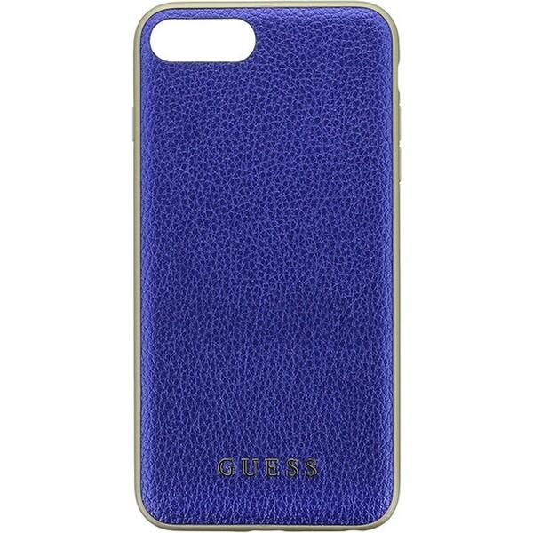 Pouzdro Guess IriDescent TPU iPhone 7/8 Plus Modrá