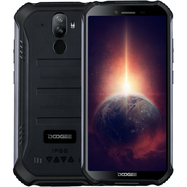 Doogee S40 PRO 4GB+64GB černý