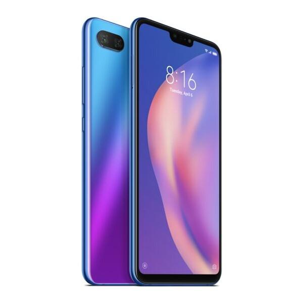 Xiaomi Mi 8 Lite 6GB/128GB Modrá