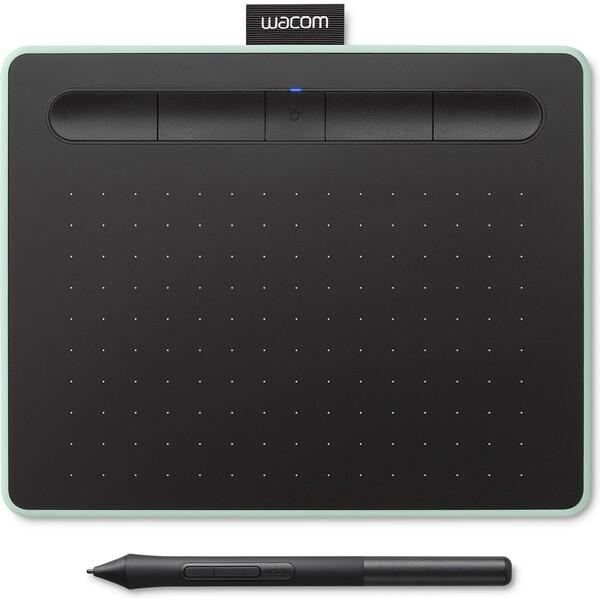 Wacom Intuos S Bluetooth CTL-4100WLE Zelená