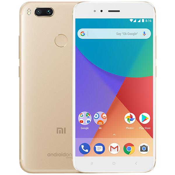 Xiaomi Mi A1 4GB/64GB Global Zlatá
