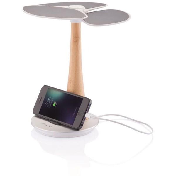 XD Design Ginkgo solar tree P323.113 Stříbrná