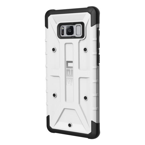 Pouzdro UAG pathfinder case Samsung Galaxy S8 Bílá