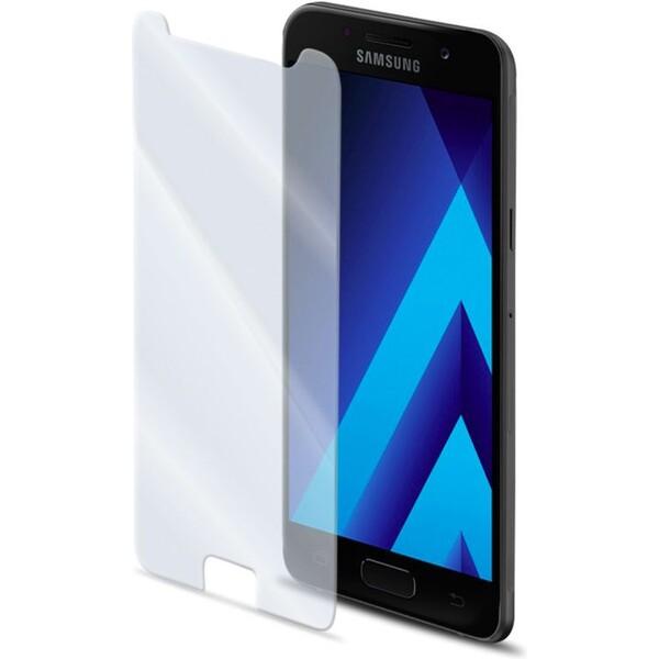Celly Glass ochranné tvrzené sklo antiblueray pro Samsung Galaxy A3 2017 GLASS643 Čirá