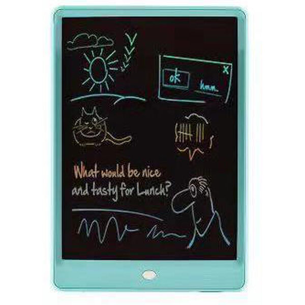 CUBE1 digitální zápisník multicolor modrý