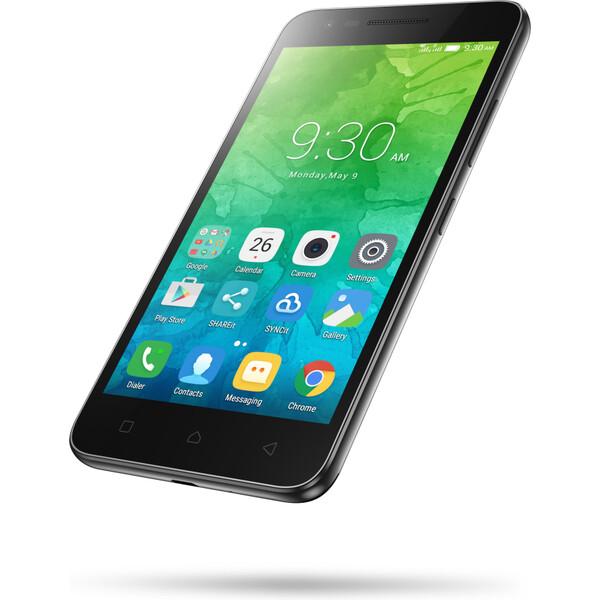 Lenovo C2 Dual SIM LTE černý