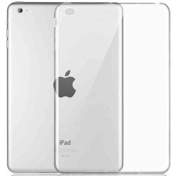 Smarty ultratenké TPU pouzdro 0,3mm Apple iPad 2/3/4 čiré