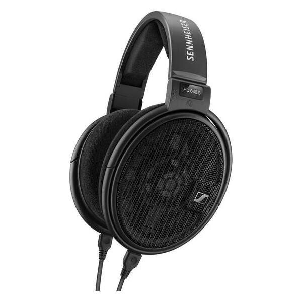 Sennheiser HD 660 S profesionální sluchátka černá