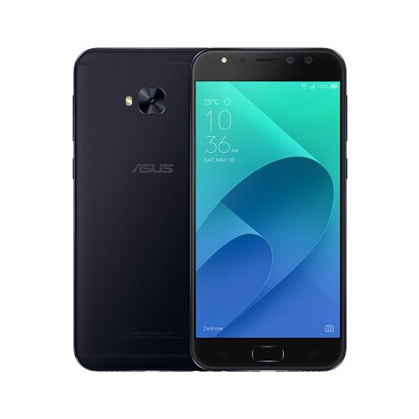Asus ZenFone 4 Selfie Pro ZD552KL Dual SIM černý