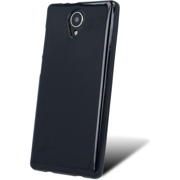 SILIKONOVÉ (TPU) POUZDRO ČERNÉ PRO myPhone FUN LTE TPUMYAFUNLTESIBK Černá