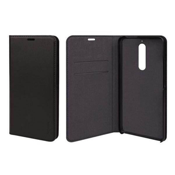 Nokia Slim flip pouzdro Nokia 5.1 Černá