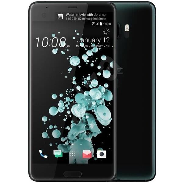 HTC U ULTRA Černá
