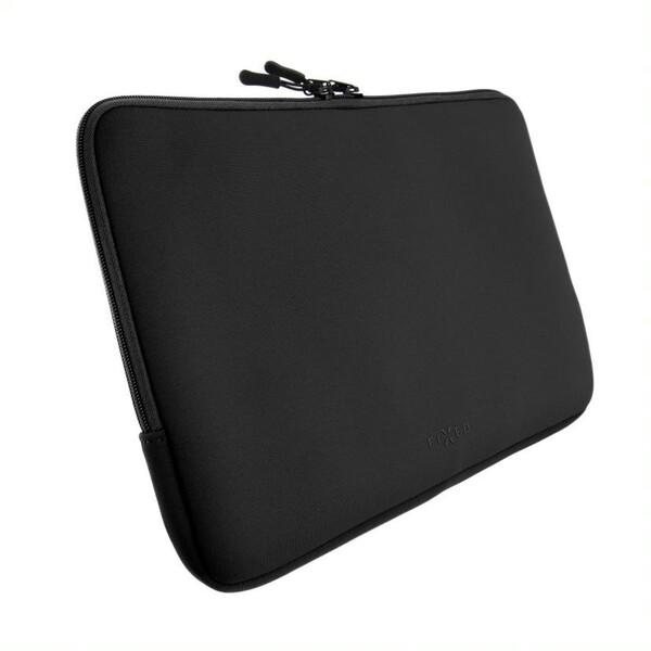 """Fixed neoprenový sleeve pro notebooky do 15,6 """" černý"""
