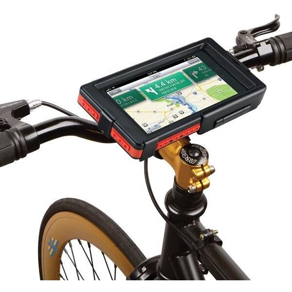 BikeConsole držák na iPhone 6 Plus/6s Plus na kolo nebo motorku na řídítka IPH-2065 Černá