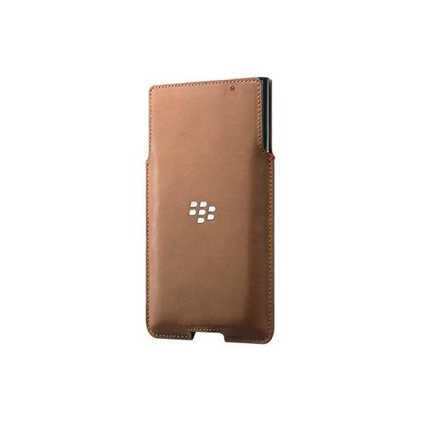 Pouzdro BlackBerry ACC-62172 hnědé Hnědá