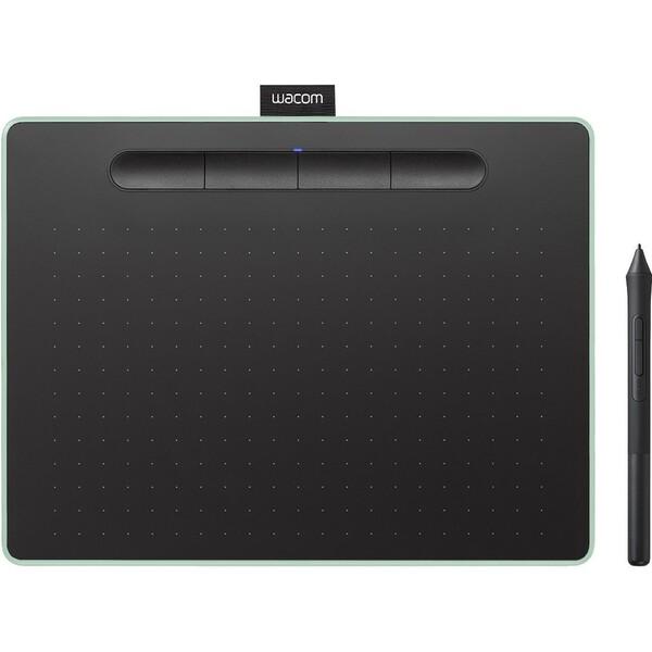 Wacom Intuos M Bluetooth CTL-6100WLE Zelená