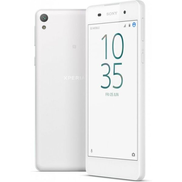 Sony Xperia E5 bílá